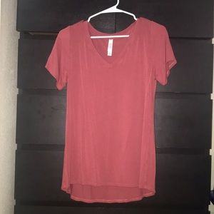 Lularoe XS christy tee